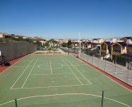 Ref 469 Novamar22 – View tennis court