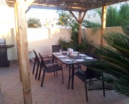 15 Rear Outside Dining Area